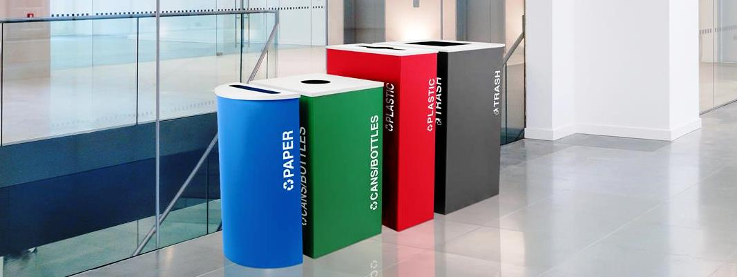 waste receptacles at Smart Industry Products