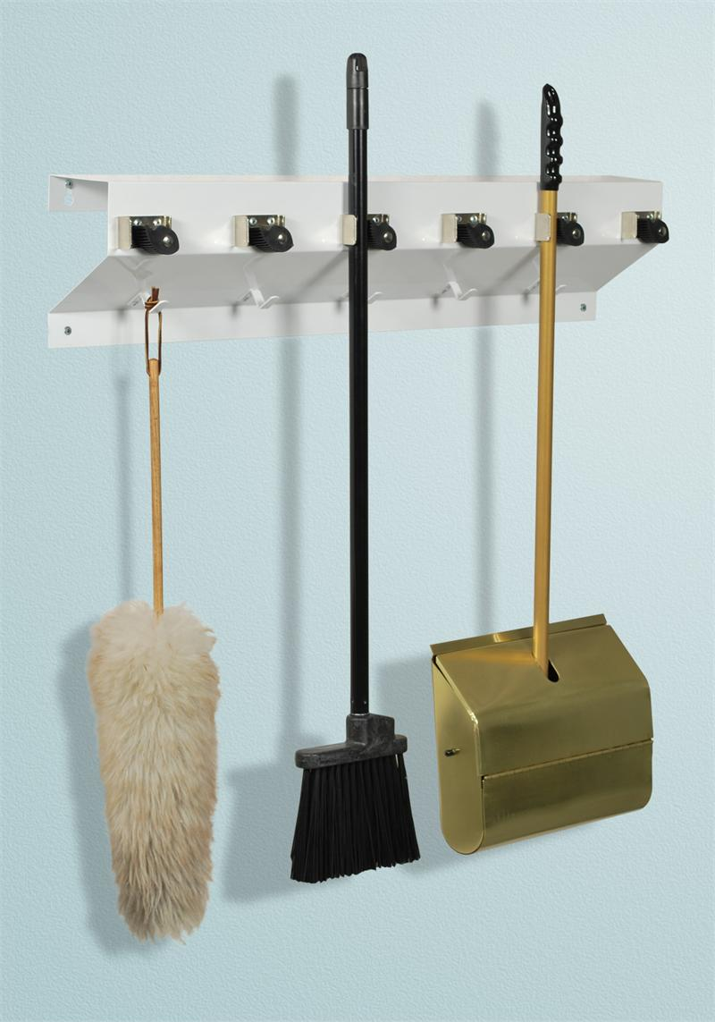 The Clincher Mop Broom Holder