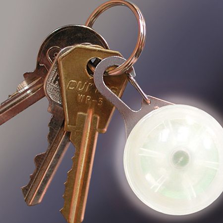 SpotLit LED Carabiner Light