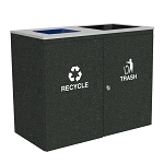 Trash & Recycling Receptacles