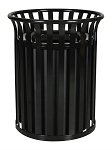 Streetscape Classic Outdoor Trash Receptacle SC-2633