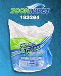 Zoom Wipes Evolution Disinfectant Wipes (800 Ct.)