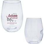 NEW! Stemless Wine Glass (16 oz.)