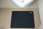 Disposable Antimicrobial Urinal Floor Mat