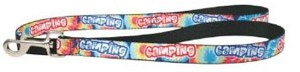 Camping Series Leashes & Collars -$10.00ea. Leashes  / $12.00 ea. Collars