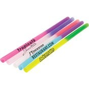 Changing Color Mood Mixed Colors  Straws Sold 500 Qty