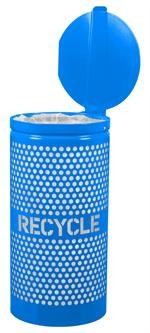 10 Gallon Perforated Receptacle