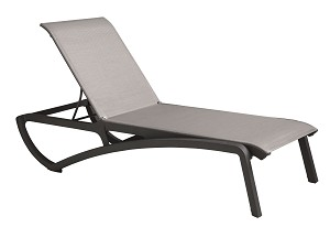 Sunset Stacking Chaise Lounge  - The Sunset Collection